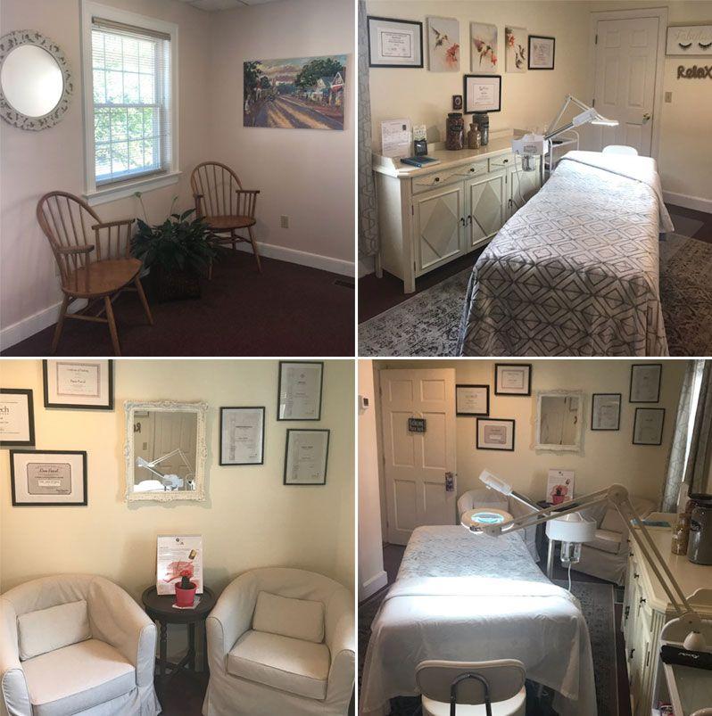 photos of the spa